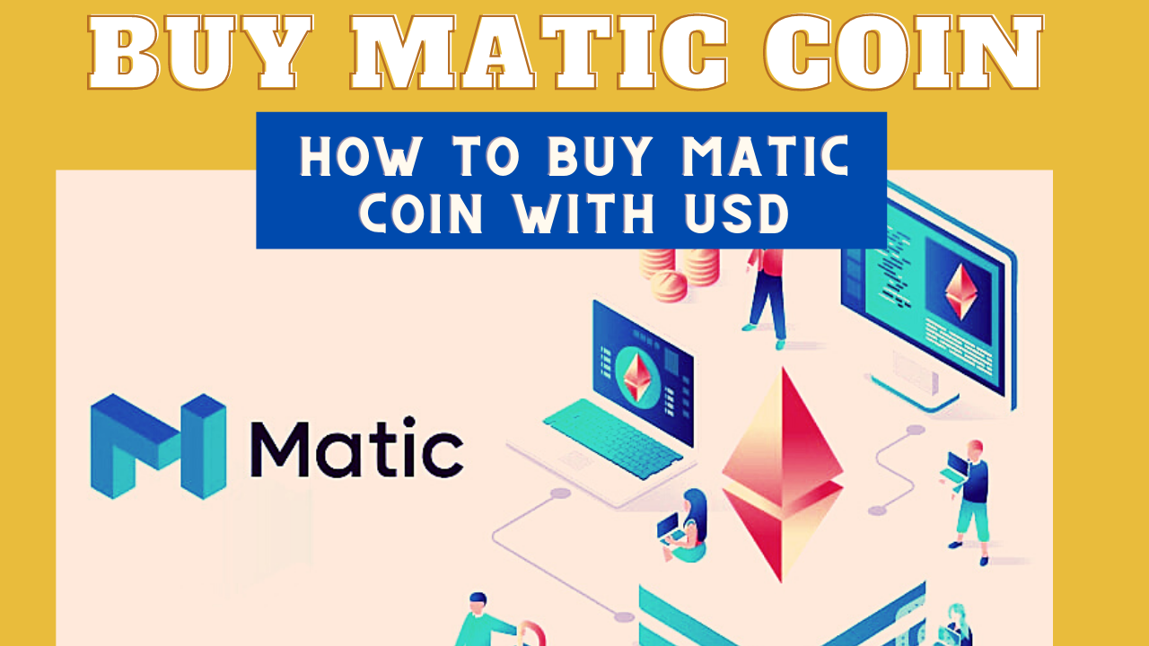 How to buy Matic coin