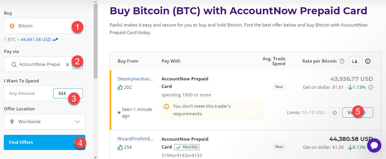 accountnow prepaid
